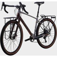 POLYGON Bend R5 Gravel Bike, Grey/Black