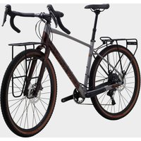 Polygon Bend R5 Gravel Bike - Grey/Black, Grey/Black