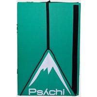 PSYCHI Quake Dual-Fold Bouldering Pad, Green