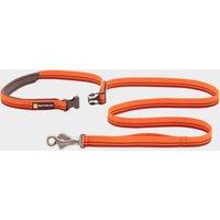 Ruffwear Flat Out Adjustable Dog Lead - Orange, Orange