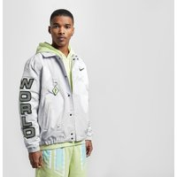 Mens Nike x Pigalle Story Jacket - White, White