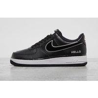 Mens Nike Air Force 1 Low - Black, Black