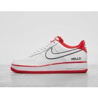 Mens Nike Air Force 1 07 - White, White