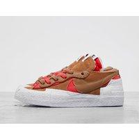 Nike x Sacai Blazer Low Womens - Brown, Brown