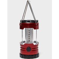 Eurohike 18 LED Camping Lantern, Red/RED
