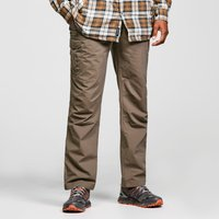 Brasher Mens Walking Trousers, BROWN/BROWN
