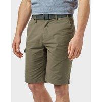 Brasher Mens Shorts, Brown/Brown