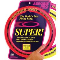 AeroBie Pro Flying Ring, Pink/BPI