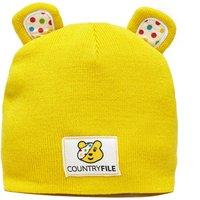 BBC Children in Need Pudsey Ramble Hat, Yellow