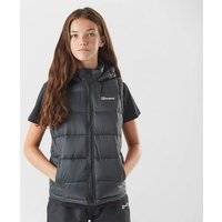 BERGHAUS Burham Gilet Junior, Black/BLK