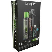 Grangers Clothing Care Kit, Multi Coloured