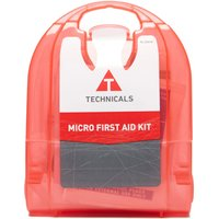 Technicals Micro 1st Aid Kit, Red/RED