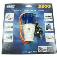 Maypole 230v Euro Hook Up Lead (caravan Hook-up Adaptor)