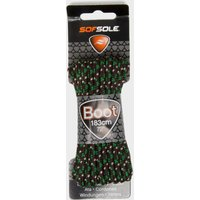 Sof Sole Military Boot Laces - 183cm, Green