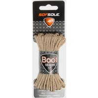 Sof Sole Military Boot Laces - 183cm, Brown