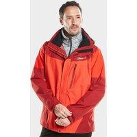 Berghaus Mens Arran Waterproof Jacket, Red