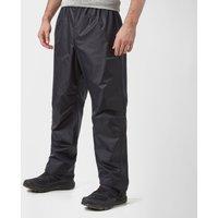 Brasher Mens Waterproof Overtrousers  Black