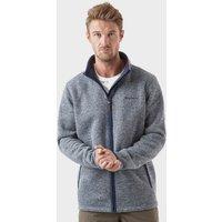 Brasher Mens Windermere Full-zip Fleece  Grey