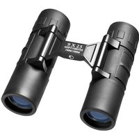 Barska Focus Free Binoculars (9 x 25), BLK/BLK