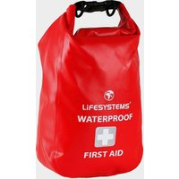 Lifesystems Waterproof First Aid Kit, RED/FAK