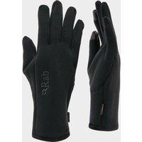 Rab Mens Power Stretch Contact Glove  Black