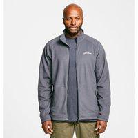 Berghaus Mens Hartsop Full Zip Fleece Jacket  Grey