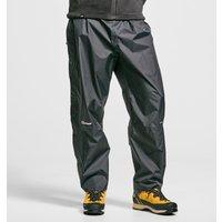 Berghaus Men's Stormcloud Waterproof Overtrousers, Black/BLACK