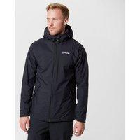 Berghaus Mens Stormcloud Insulated Jacket, Black/Black