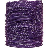 Berghaus Unisex Contour Neck Gaiter  Purple