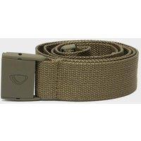 Brasher Men's Belt, Khaki
