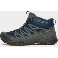 Berghaus Womens Expanse Mid Gore-tex Walking Boots  Blue/dark Blue