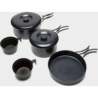 VANGO Non-stick Cook Kit, BLACK/BLACK