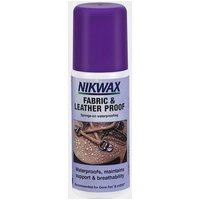 Nikwax Fabric & Leather Proof (125ml), Blue