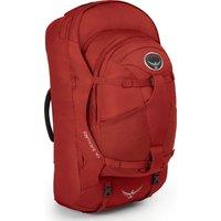 Osprey Farpoint 70 Rucksack, RED/RED