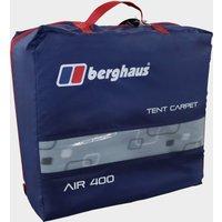 Berghaus Air 4 Tent Carpet  Dark Grey