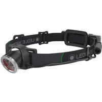Led Lenser MH10 LED Headlamp (Rechargeable), BLACK
