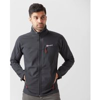 Berghaus Men's Ghlas Softshell Jacket, BLACK