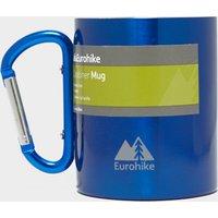 Eurohike Carabiner Handle Mug, Blue/MBL