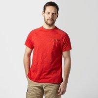 Brasher Mens Hopegill T-shirt  Red