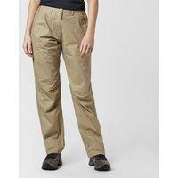Peter Storm Women's Ramble Trousers (Long), Beige/Beige