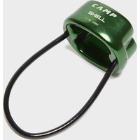 Camp Shell Belay Device  Green