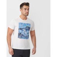 Protest Men's Lincoln T-Shirt, White