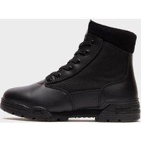 Magnum Classic 6 Lace Work Boots, Black