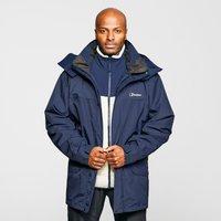 Berghaus Mens Cornice Ia Iii Gore-tex Waterproof Jacket  Navy