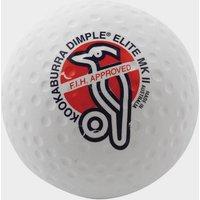 Kookaburra Dimple Elite Hockey Ball, White