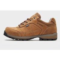 Brasher Womens Country Roamer Walking Shoe  Brown