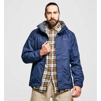 Peter Storm Men's Downpour 2-Layer Jacket, BLUE/BLUE