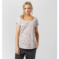 Brakeburn Womens Bird T-shirt  Grey