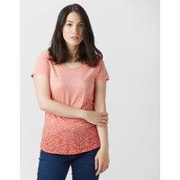 Columbia Women's Ocean Face Short Sleeve T-Shirt, Pink
