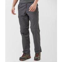 Peter Storm Mens Ramble II Convertible Trousers, Grey